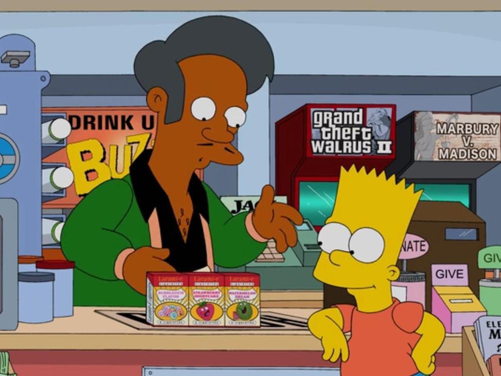 «Симпсоны» могут остаться без персонажа из-за обвинений в расизме