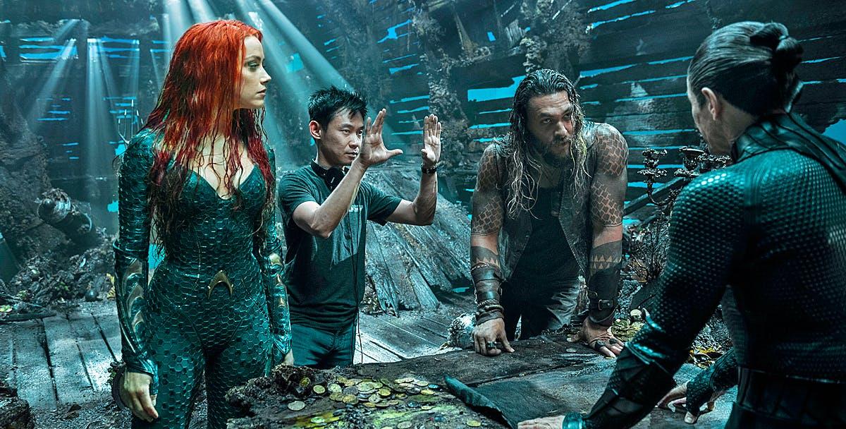 Режиссёр «Аквамена» объяснил, почему он не стал снимать «Флэша»