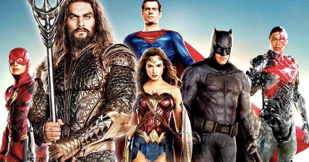 В «Аквамене» не появятся другие герои «Лиги справедливости»