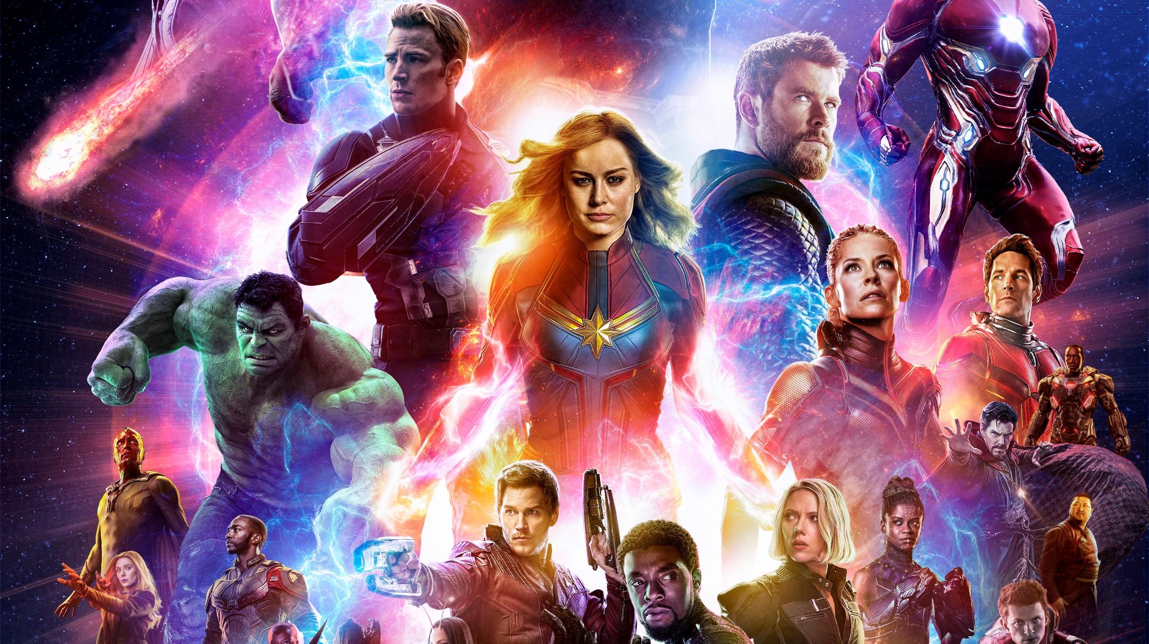 Marvel показали новое промо «Мстителей: Финал»