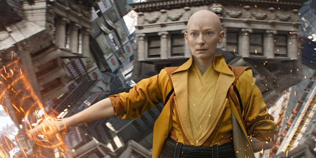 Тильда Суинтон вернётся в четвёртой части «Мстителей»