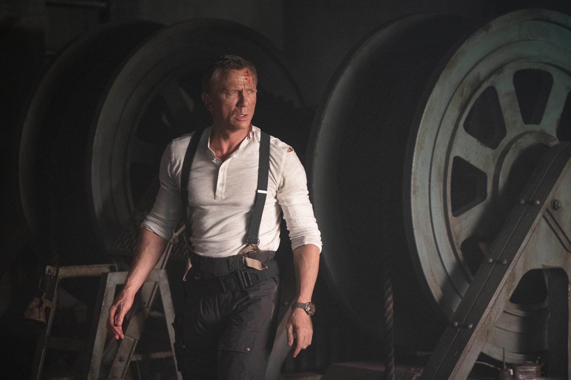 Бонд вернулся: Вышел новый ролик фильма «Не время умирать»