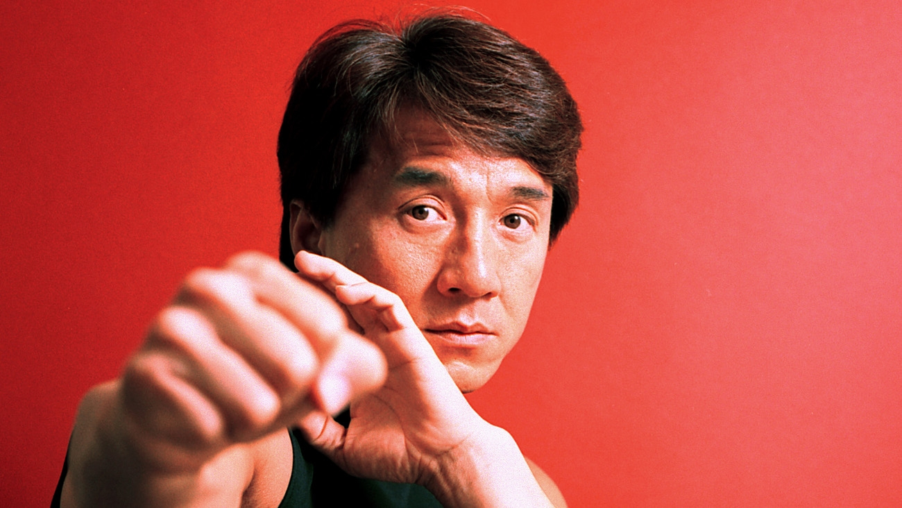 Jackie chan now topless stars couple