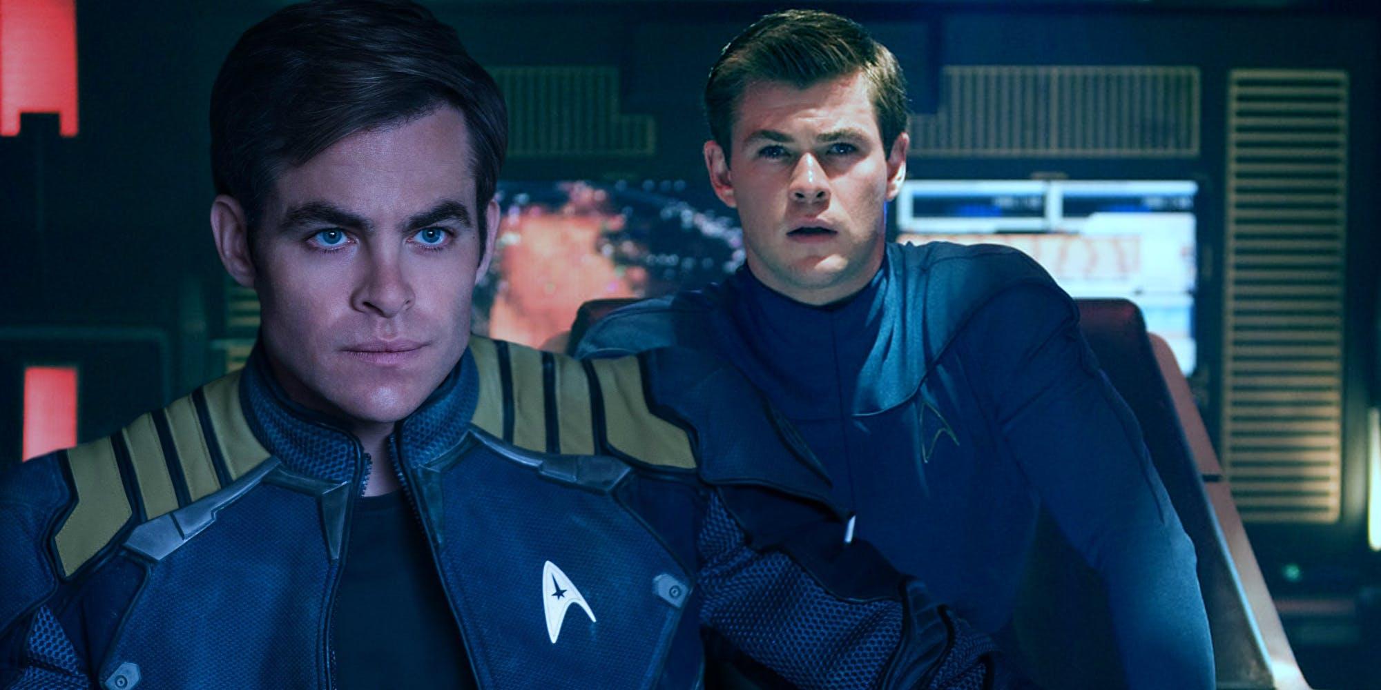 «Звёздный путь 4» может остаться без Криса Хемсворта и Криса Пайна