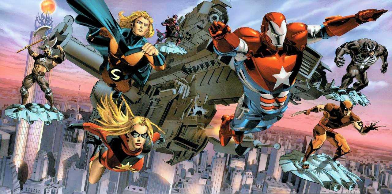 Marvel разрабатывают фильм о Тёмных Мстителях
