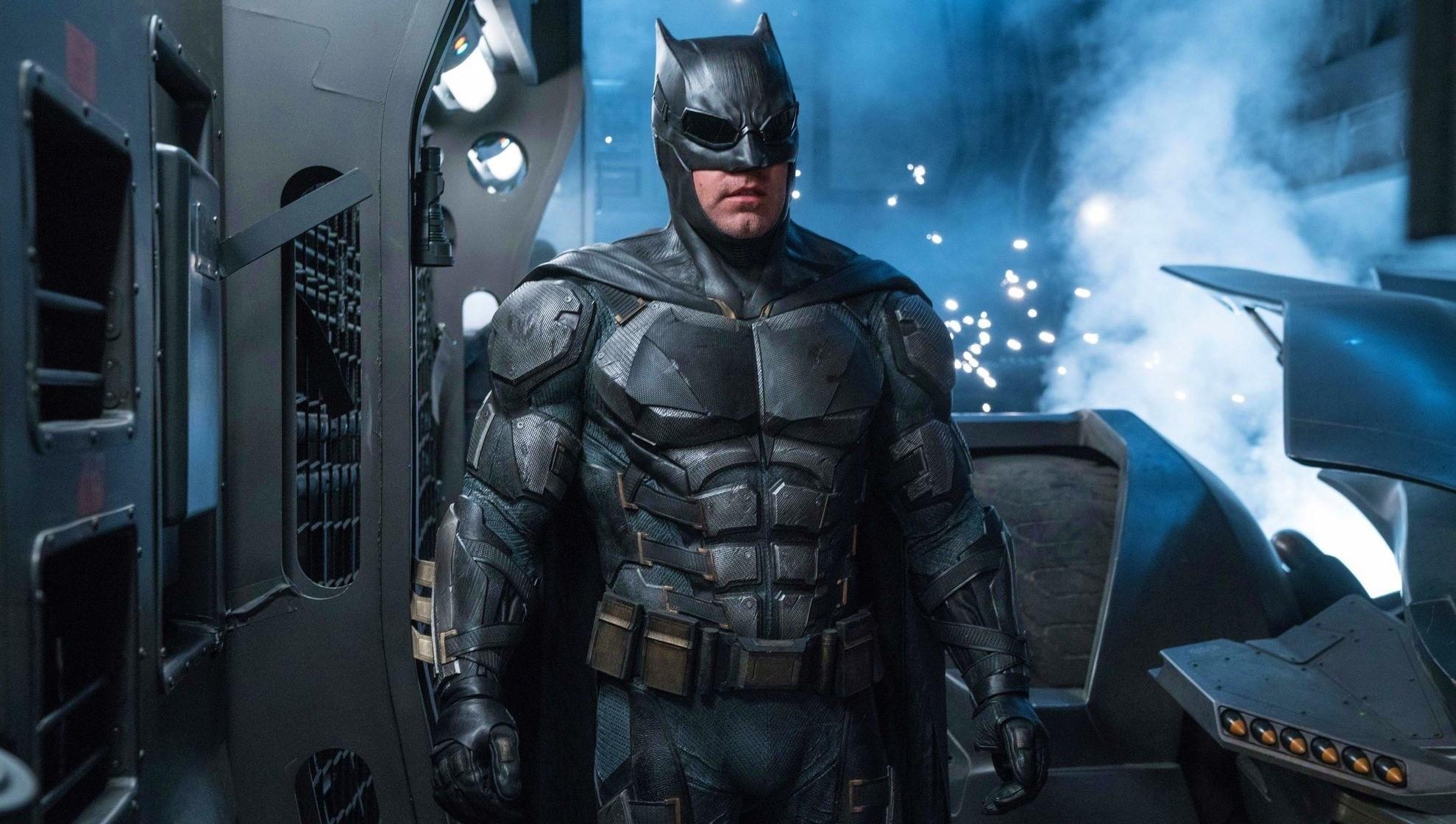 Бен Аффлек хочет вернуться в киновселенную DC