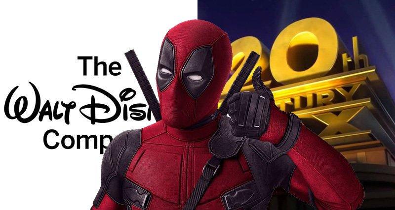 «Дэдпул» сохранит рейтинг R после слияния FOX с Disney
