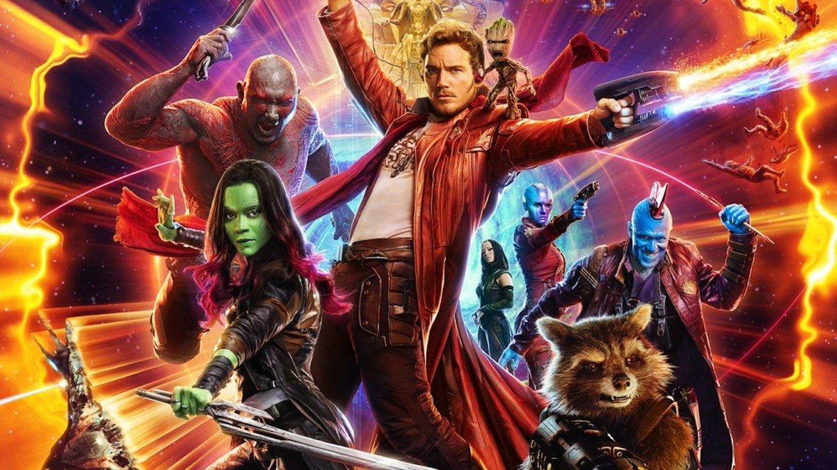 Marvel отменили производство третьих «Стражей Галактики»