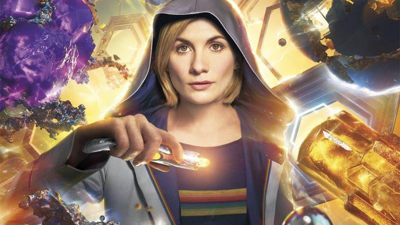 Джоди Уиттакер в трейлере 11 сезона «Доктора Кто»