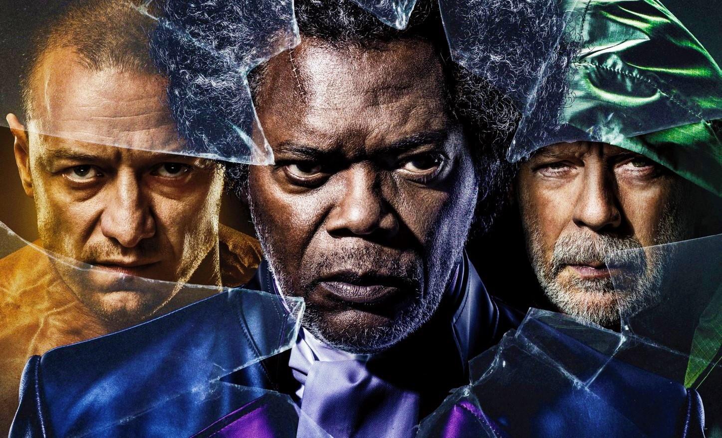 IMAX-ролик и постеры триллера «Стекло» М. Найт Шьямалана
