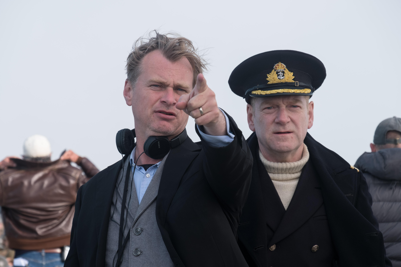 Незваных гостей на съёмках фильма Нолана будут отправлять в полицию