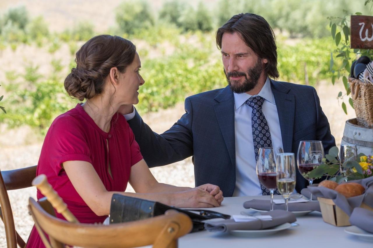 Киану Ривз и Вайнона Райдер в трейлере «Как женить холостяка»
