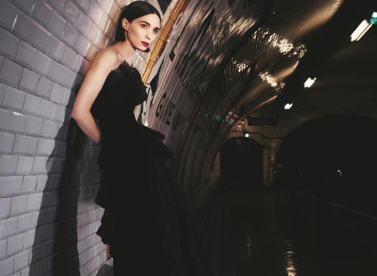 Руни Мара снялась в рекламе нового аромата Givenchy