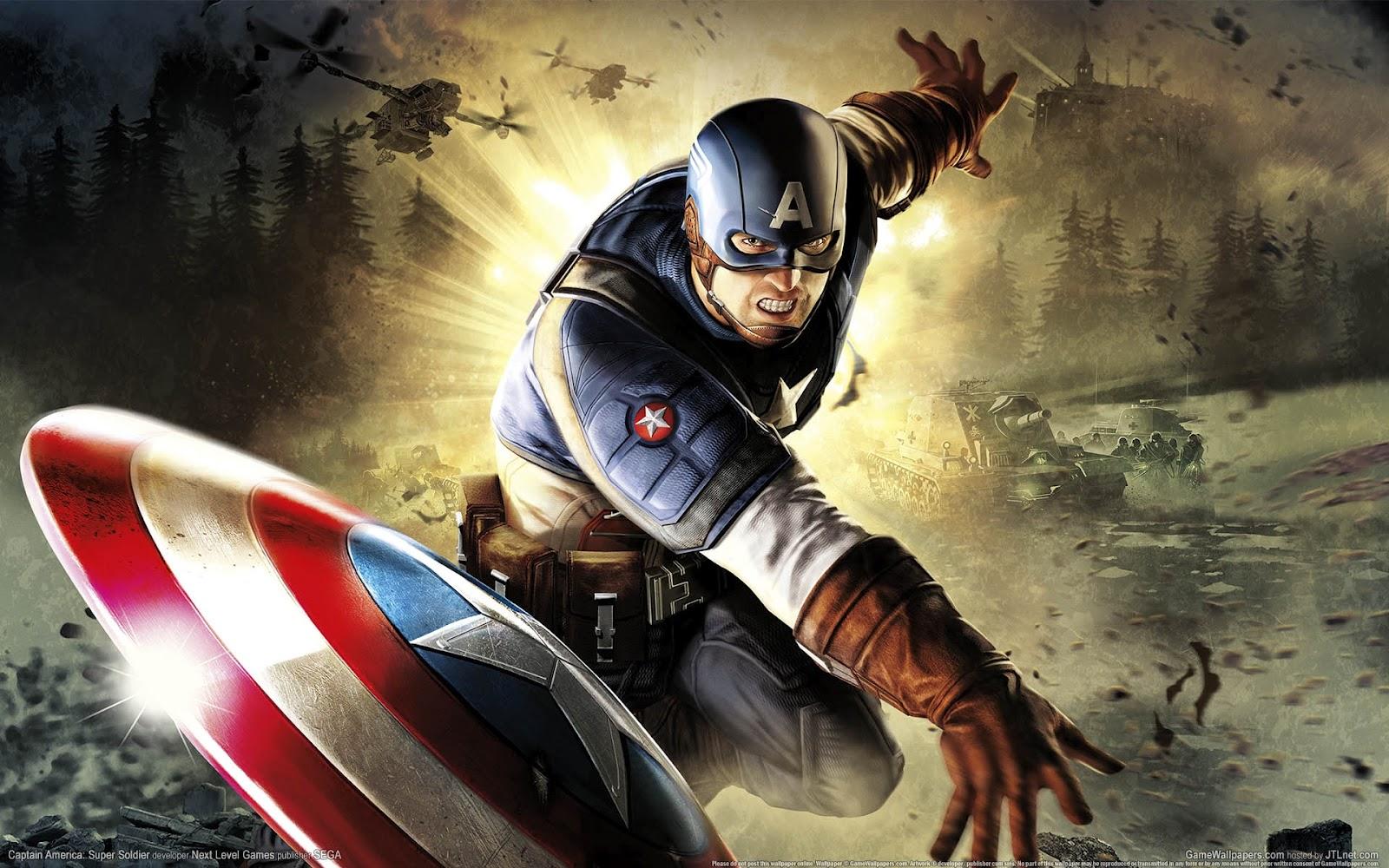 Фрэнк Грилло рассказал, кто может стать новым Капитаном Америкой