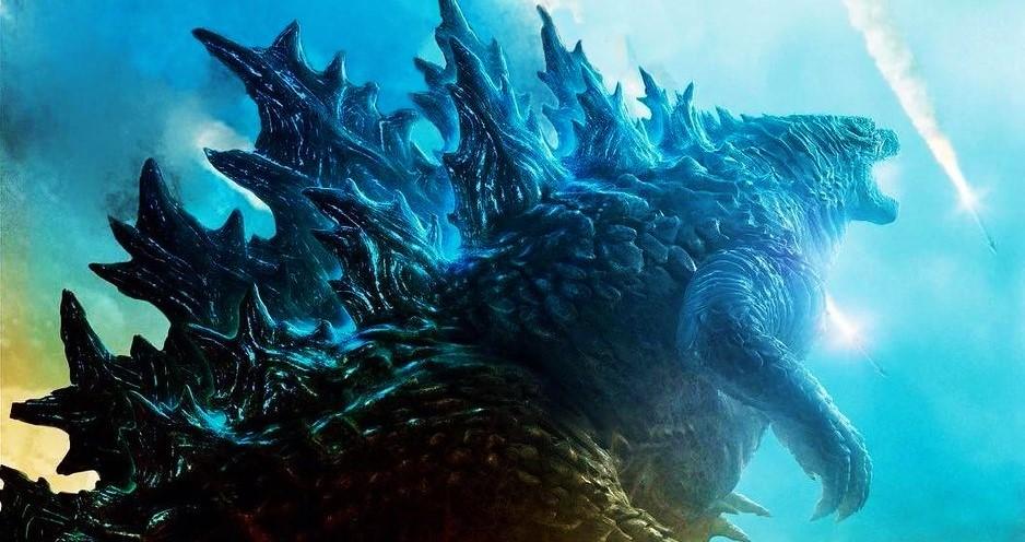 Новый постер блокбастера «Годзилла 2: Король монстров»