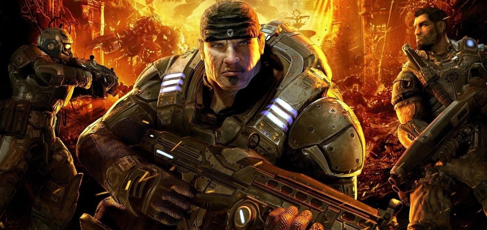 Сценарист «Трёх иксов» поработает над фильмом по Gears of War