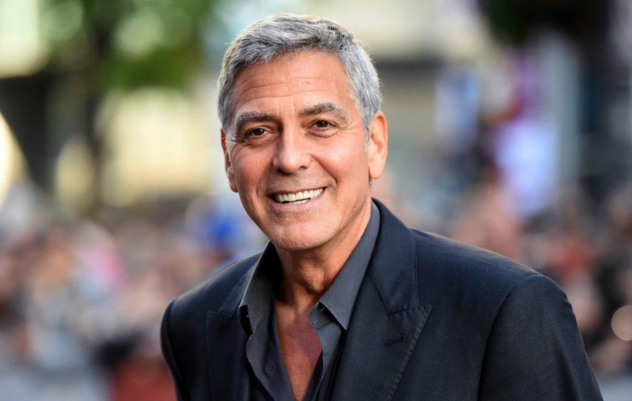 Джордж Клуни может сыграть с Крисом Эвансом в эко-триллере