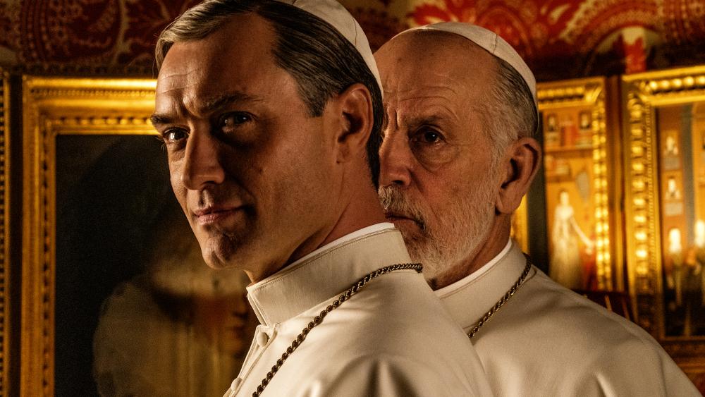 Шэрон Стоун и Мэрилин Мэнсон появятся во втором сезоне «Молодого Папы»
