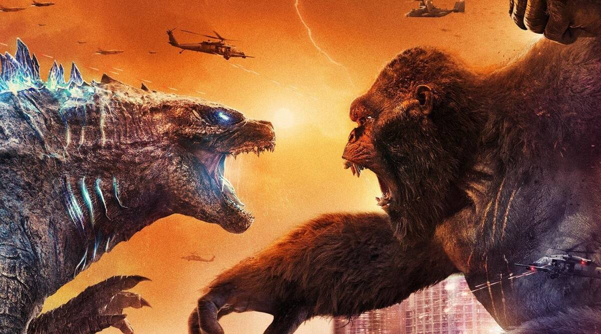 Godzilla v. Kong tops international distribution