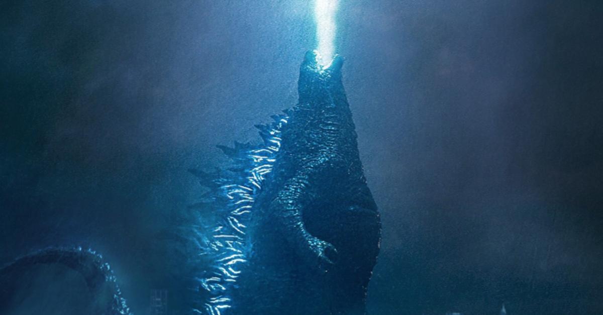 Схватка гигантских монстров в новом трейлере «Годзиллы 2»