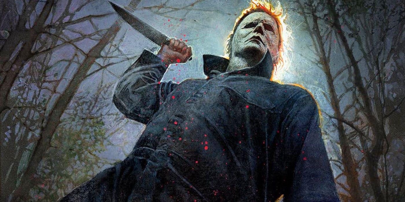Майкл Майерс на охоте: свежий постер хоррора «Хэллоуин»