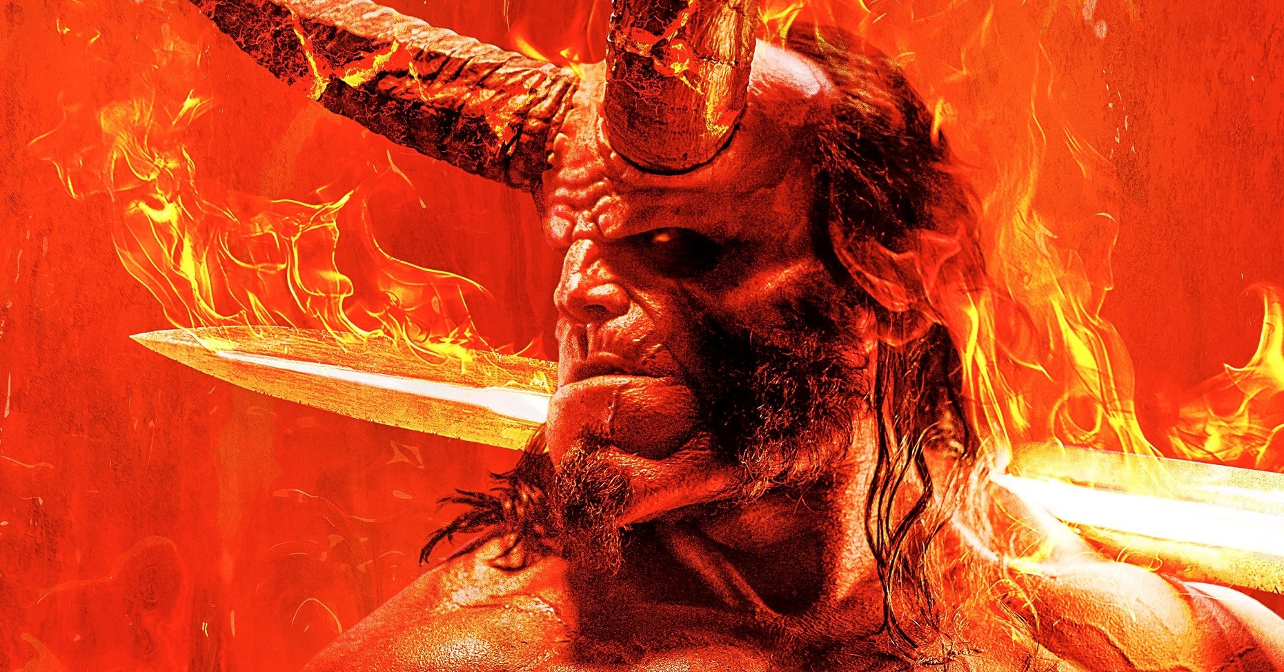 Демон вернулся! Вышел первый трейлер нового «Хеллбоя»