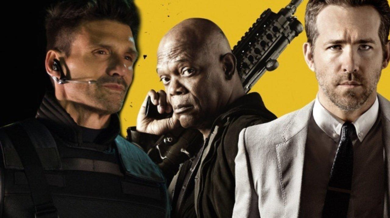 Фрэнк Грилло получил роль в сиквеле «Телохранителя киллера»