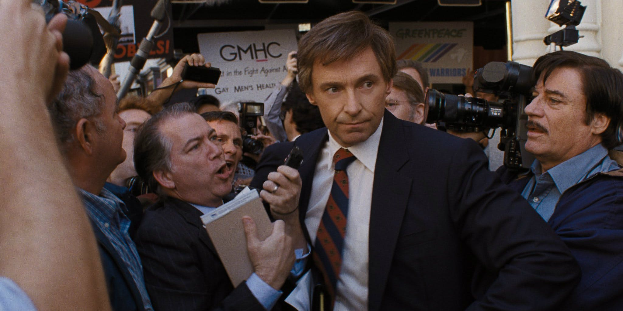 Хью Джекман в первом трейлере политического триллера «Лидер»