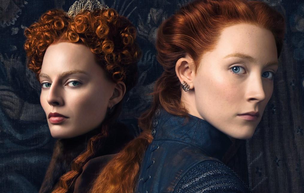 Марго Робби в образе Елизаветы I новом трейлере «Двух королев»