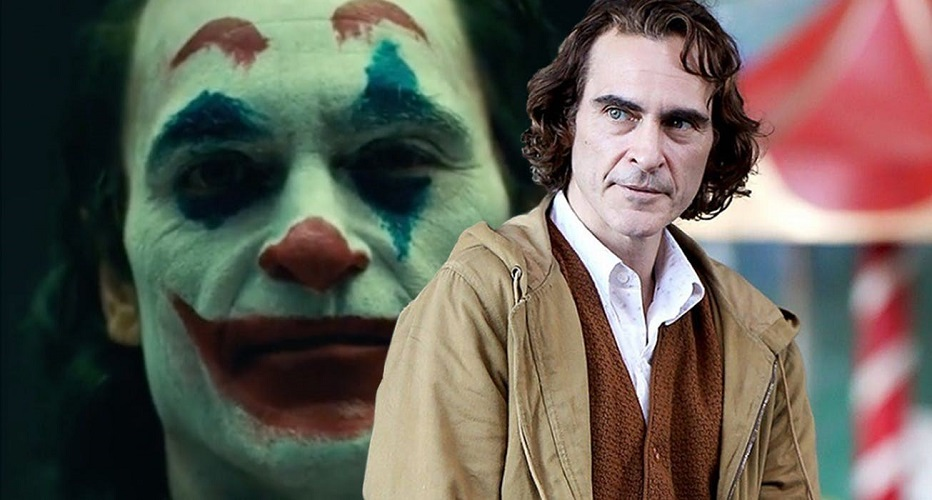 Ужин с психопатом: Хоакин Феникс на фото со съёмок «Джокера»