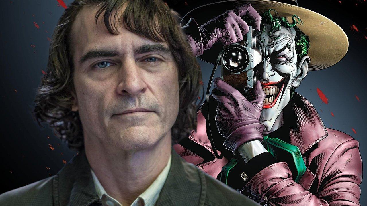 Хоакин Феникс на новых фото со съёмок «Джокера»