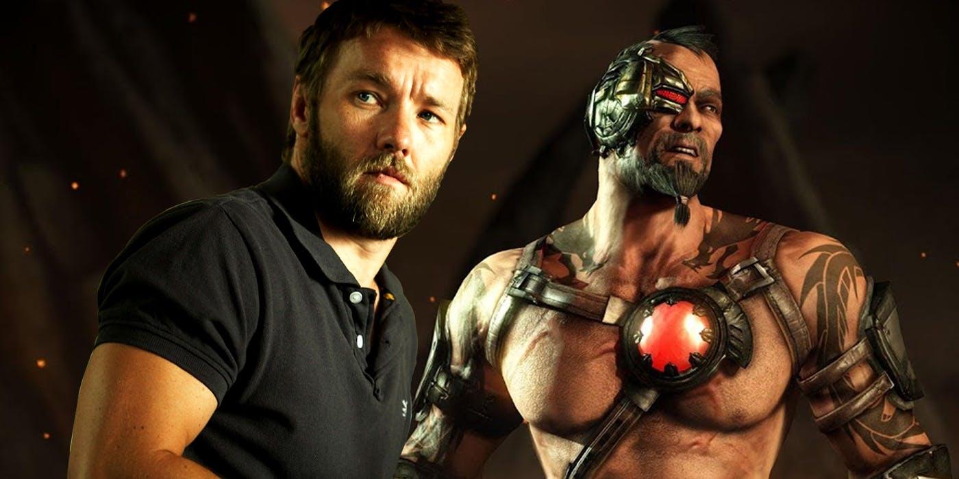 Джоэл Эдгертон может сыграть Кано в ребуте Mortal Kombat