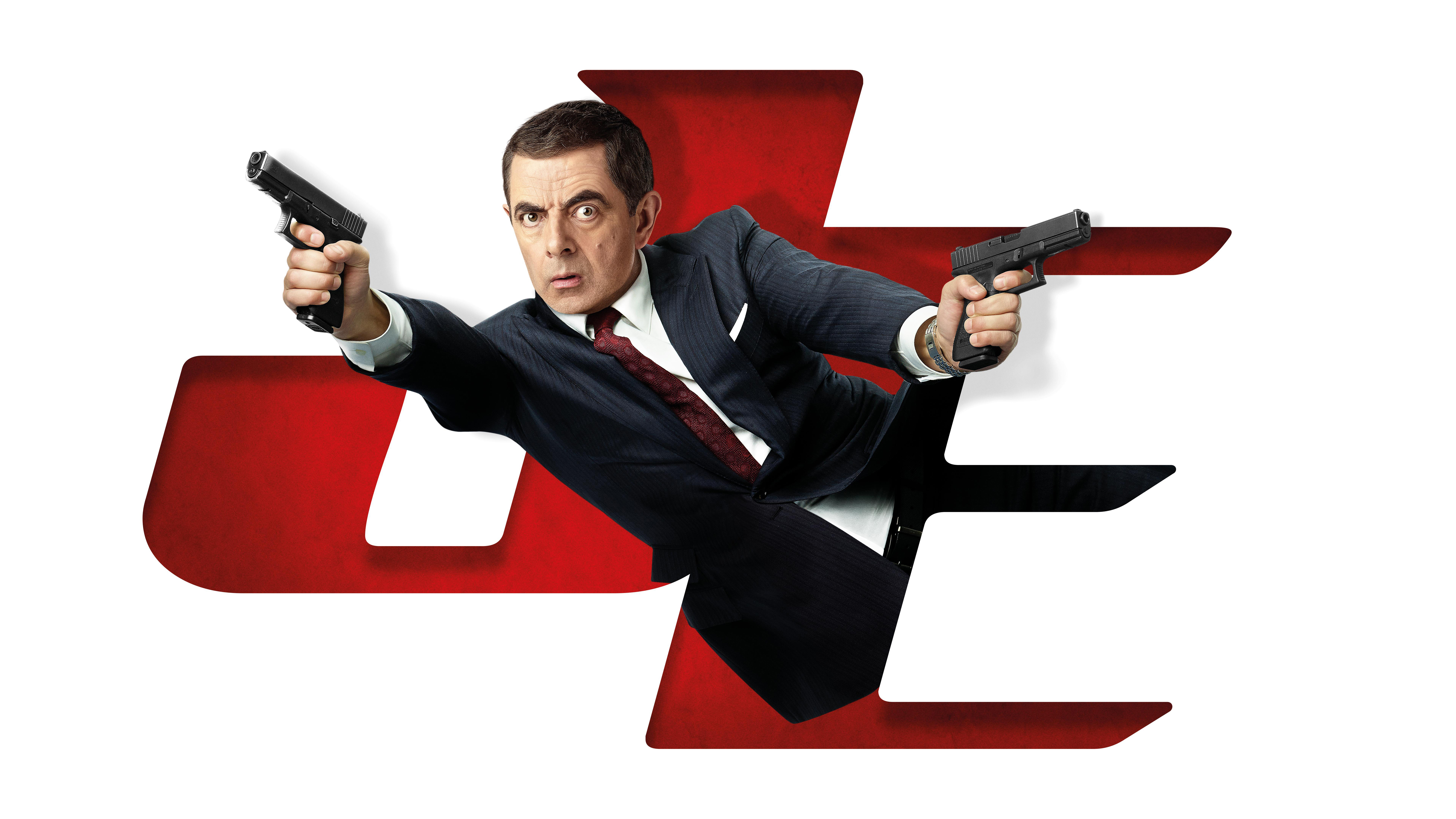 Свежий постер комедии «Агент Джонни Инглиш 3.0»