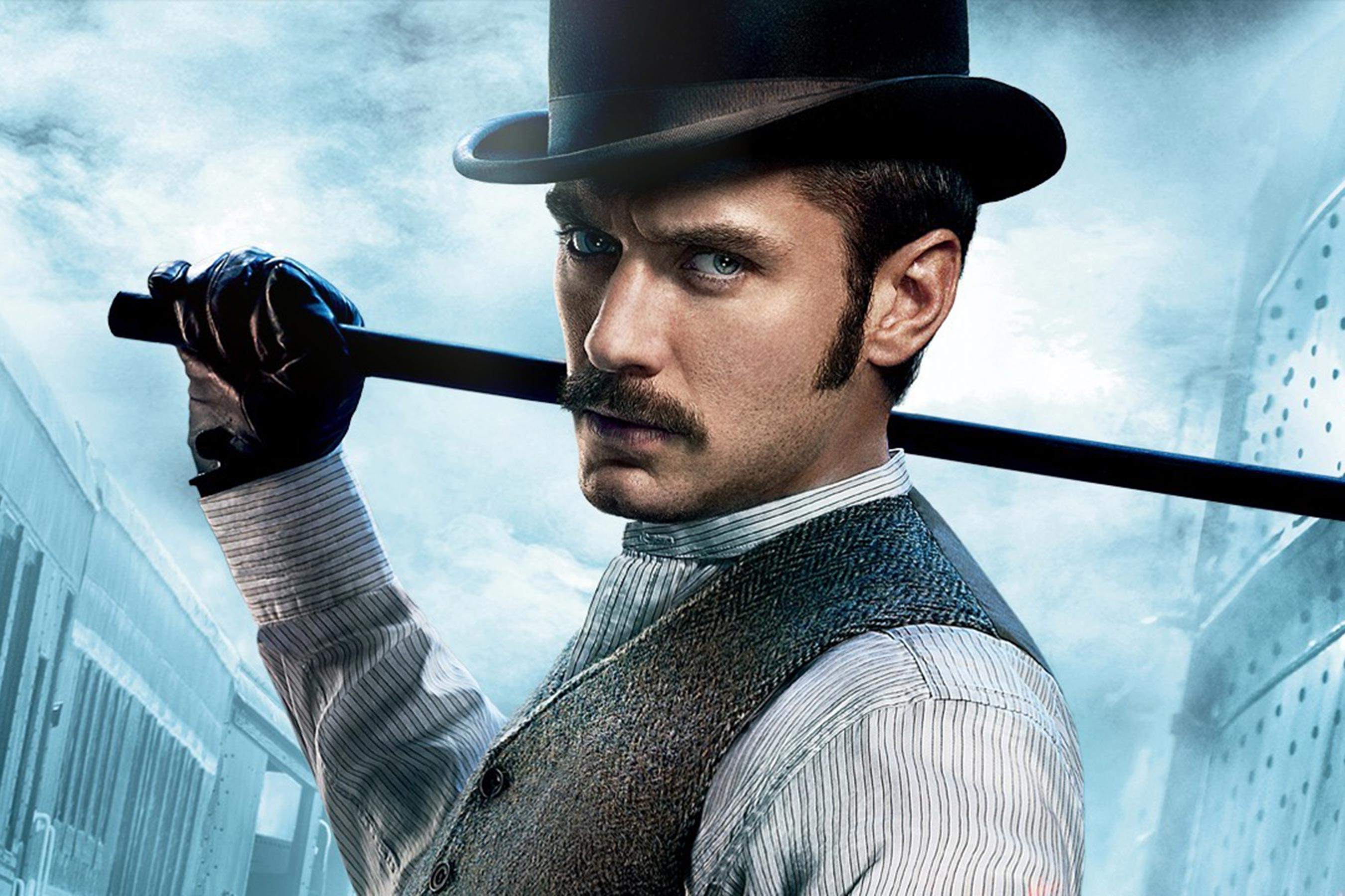 Джуд Лоу раскрыл подробности о сюжете «Шерлока Холмса 3»