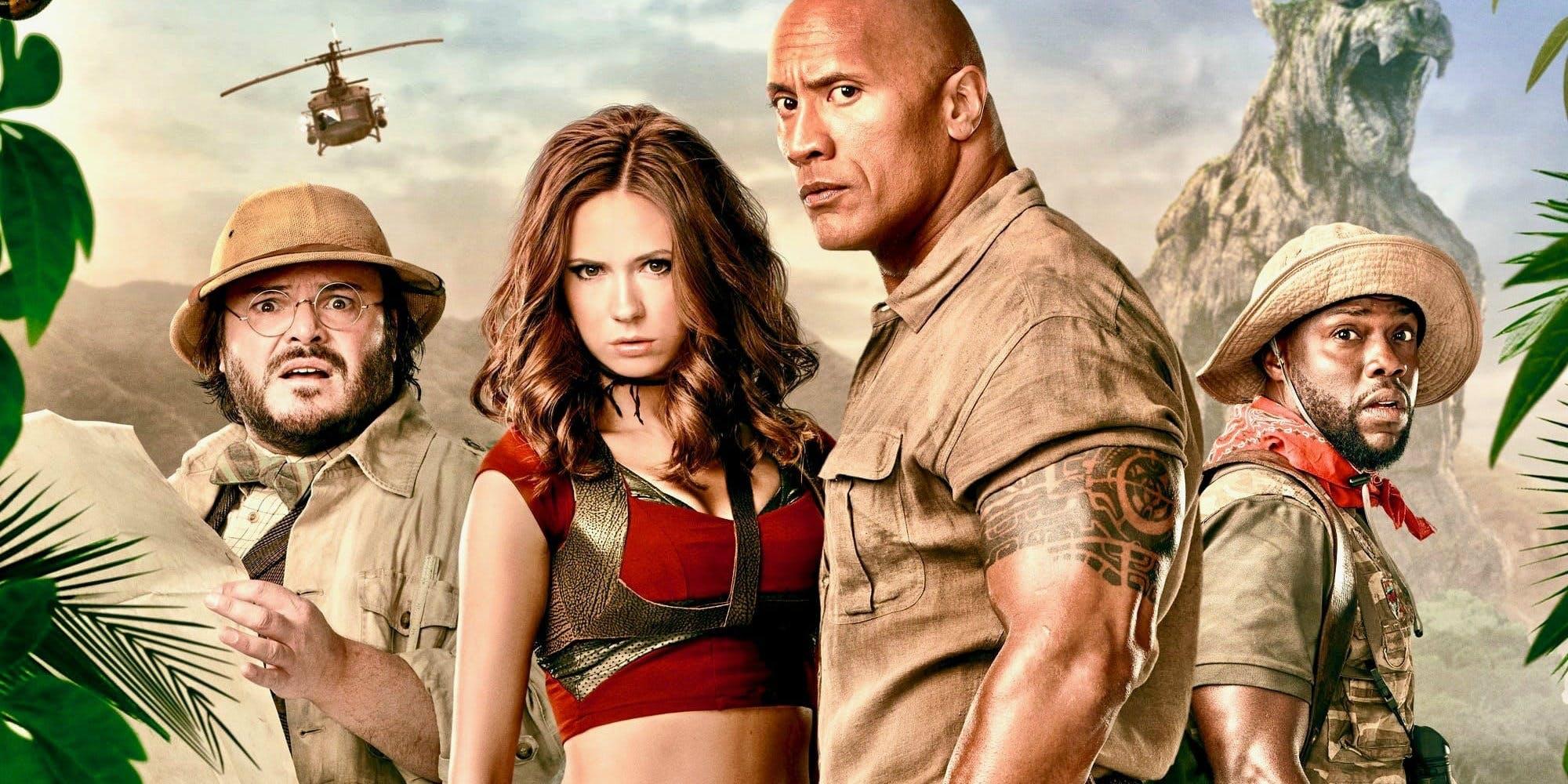 Дуэйн Джонсон объявил о старте съёмок третьей части «Джуманджи»