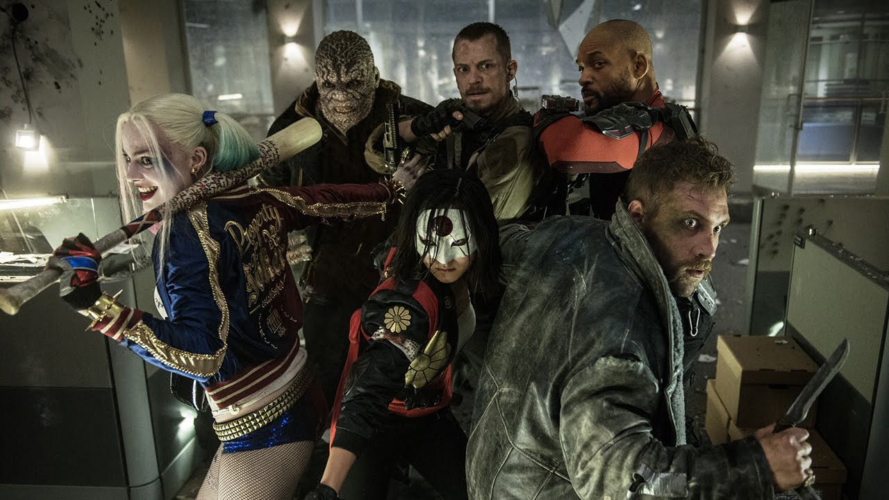 Warner has no plans to release of Suicide Squad
