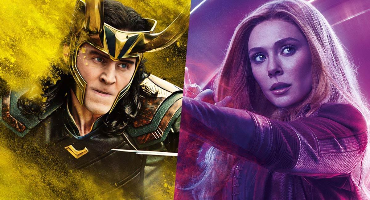 Disney готовят отдельные сериалы про Локи и Алую Ведьму