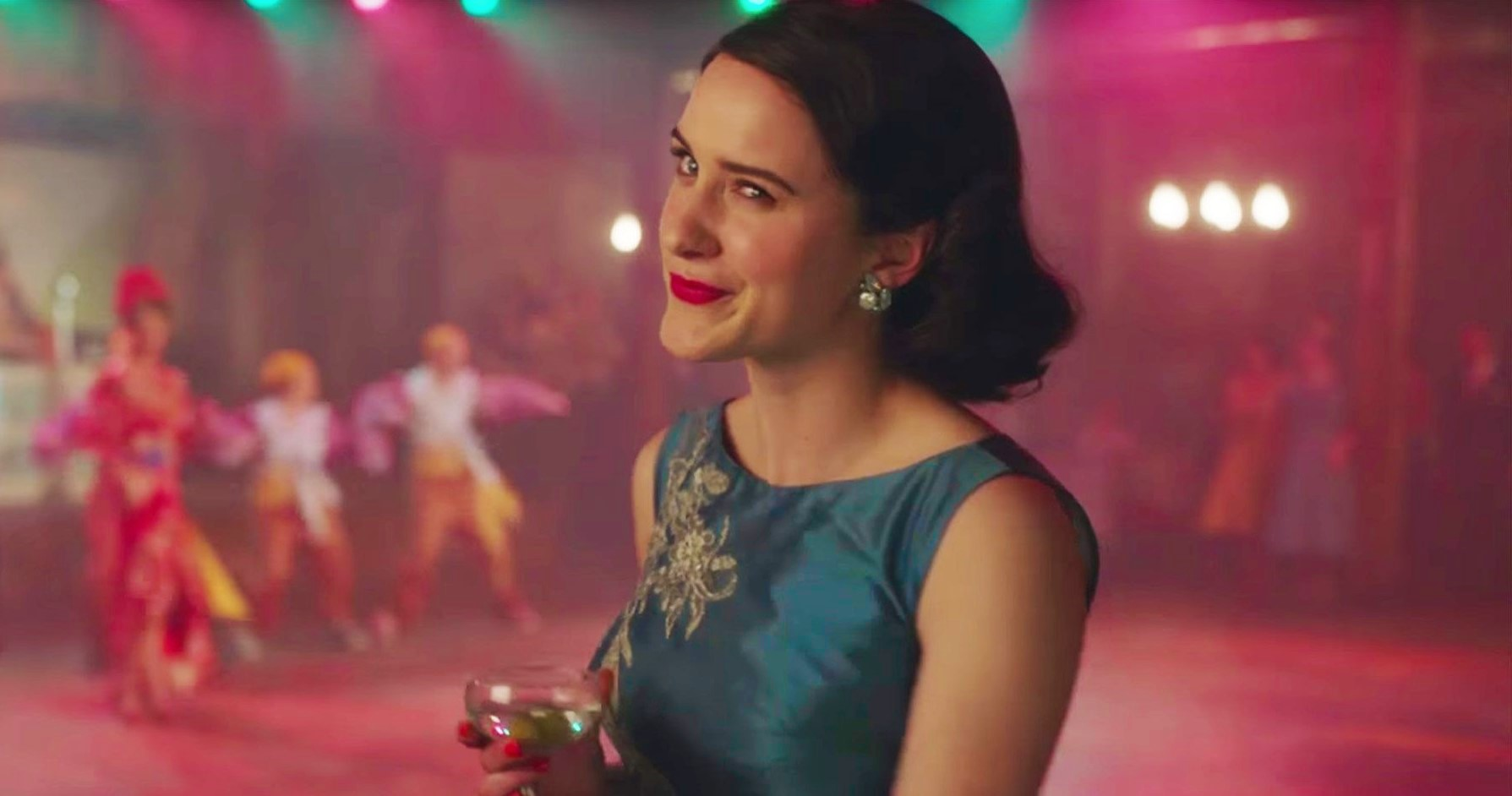 Вышел трейлер 2 сезона «Удивительной миссис Мэйзел»