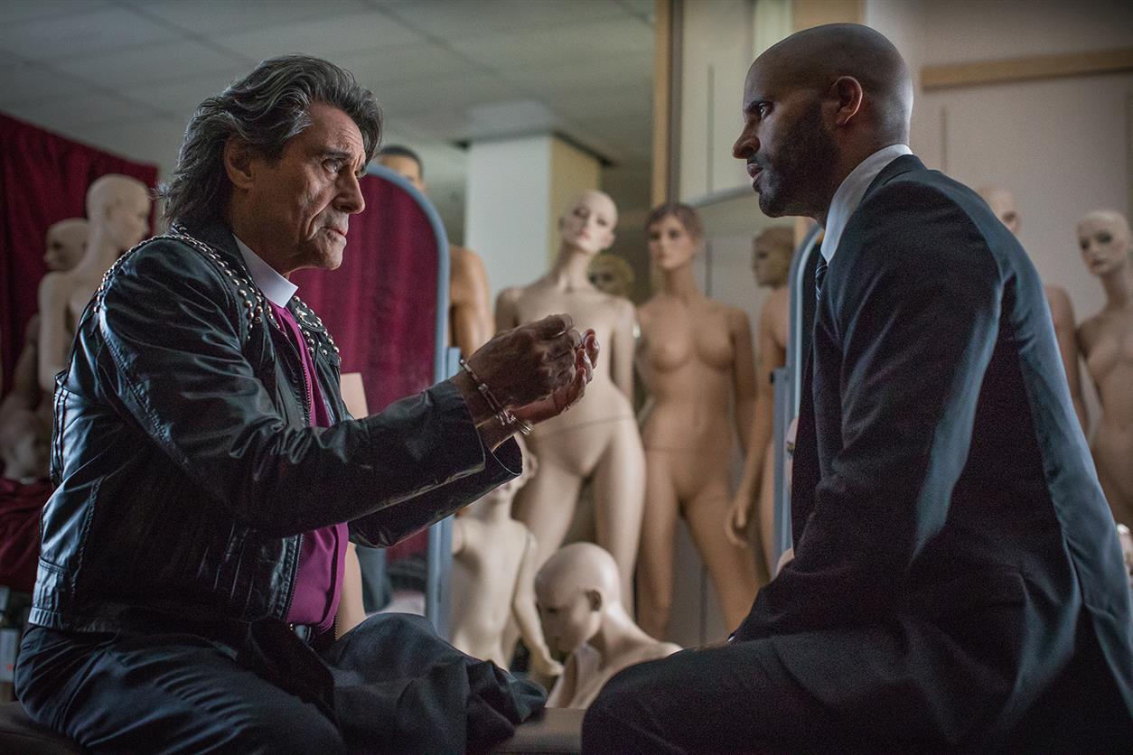Дебютный трейлер второго сезона «Американских богов»