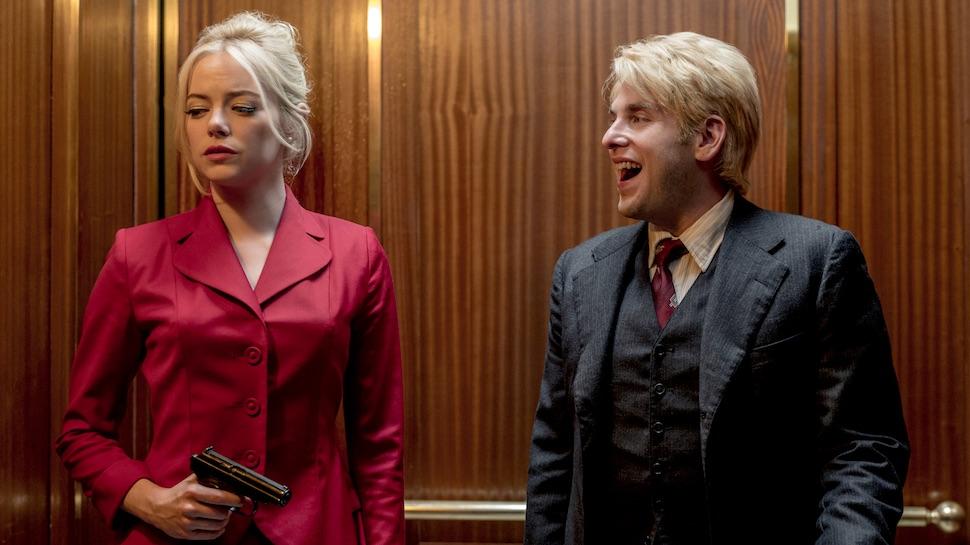 Эмма Стоун и Джона Хилл во втором трейлере сериала «Маньяк»