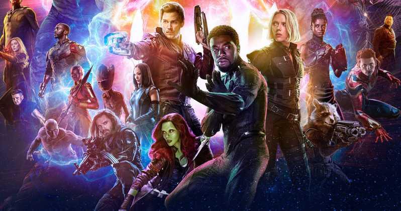 Старые новые «Мстители»: в Сеть «слили» планы на четвертую фазу Marvel