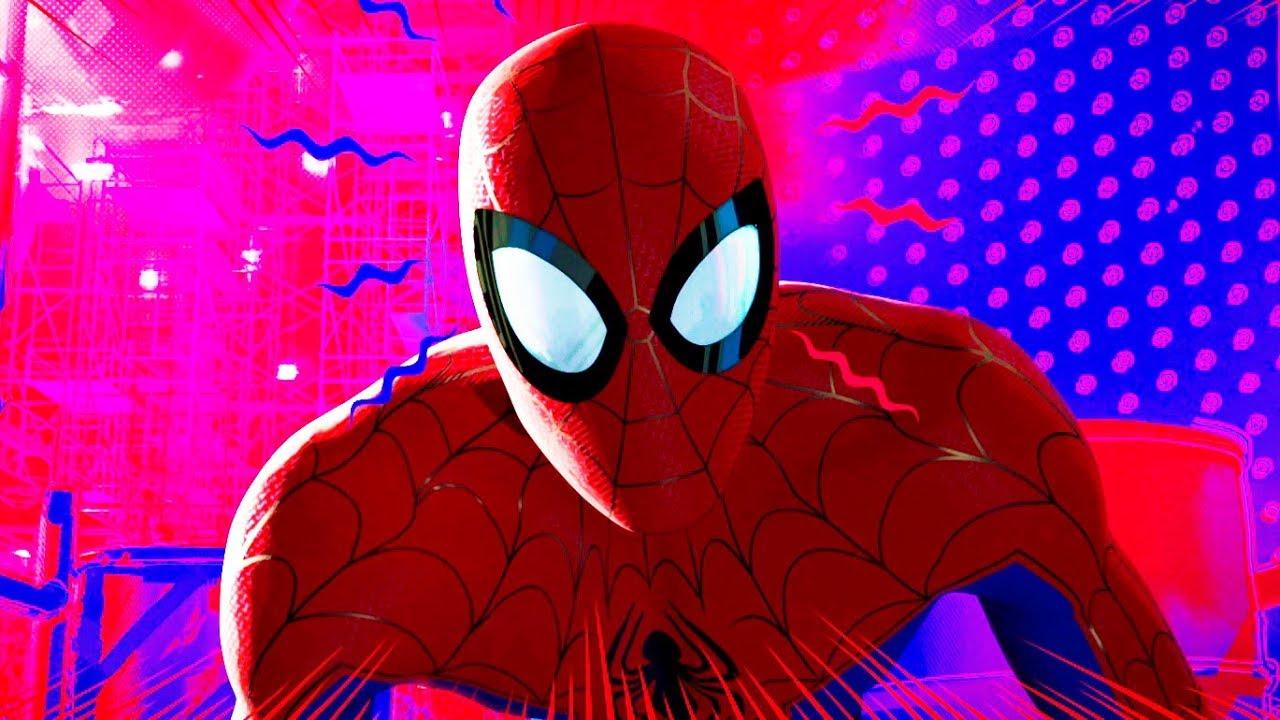 Третий трейлер «Человека-паука: Через вселенные»