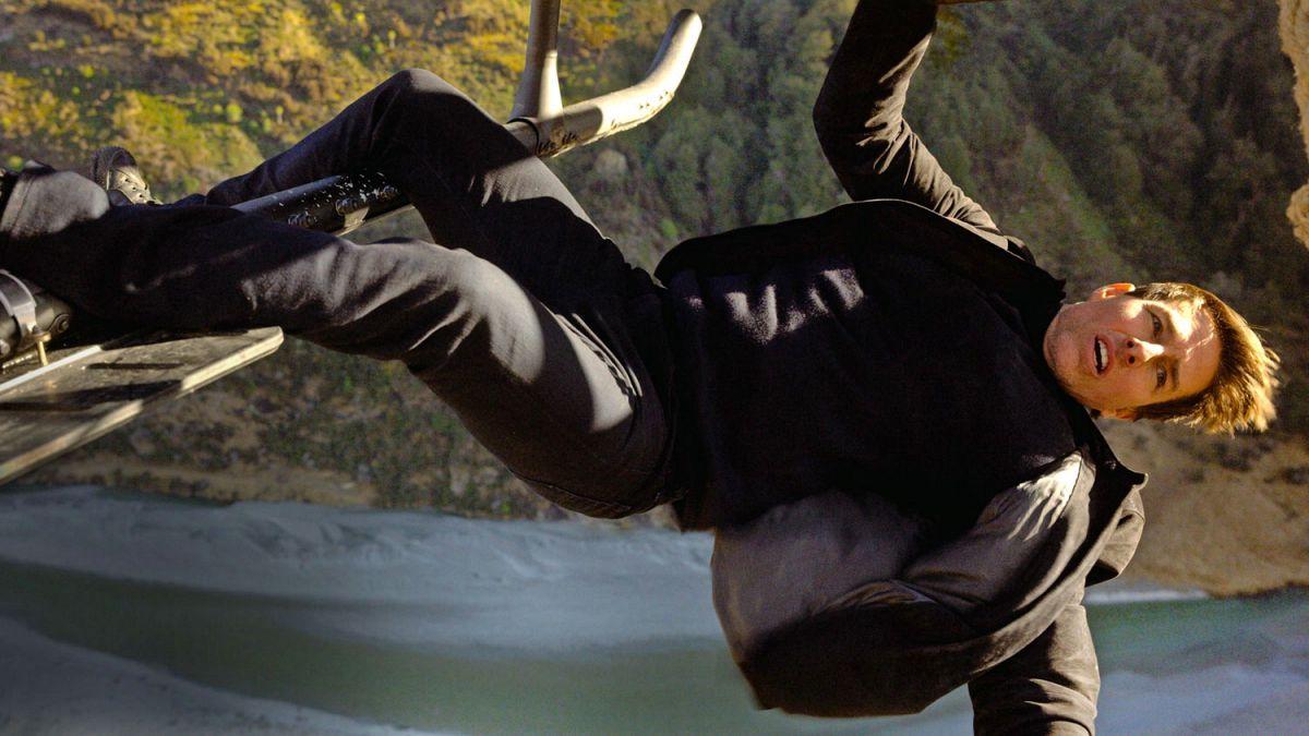 Динамичный ТВ-ролик «Миссии невыполнима: Последствия»