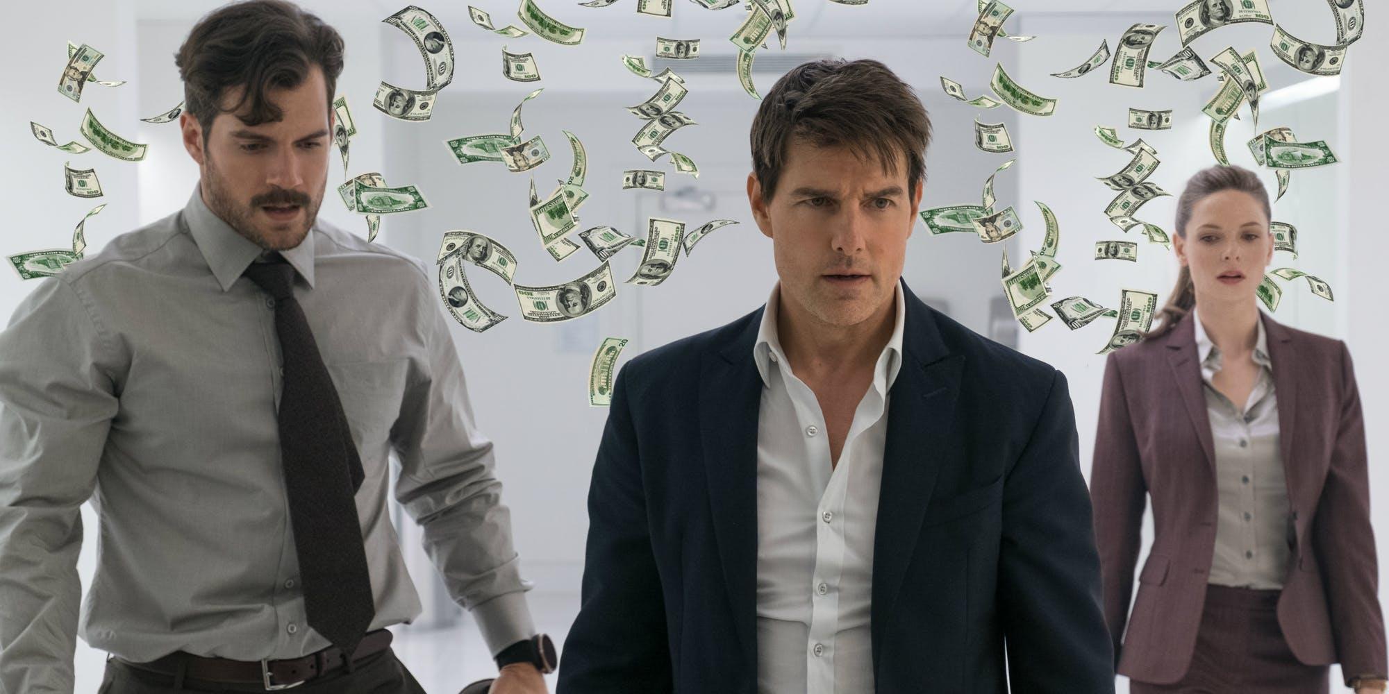 Травма Круза сделала «Миссию невыполнима 6» самой дорогой во франшизе