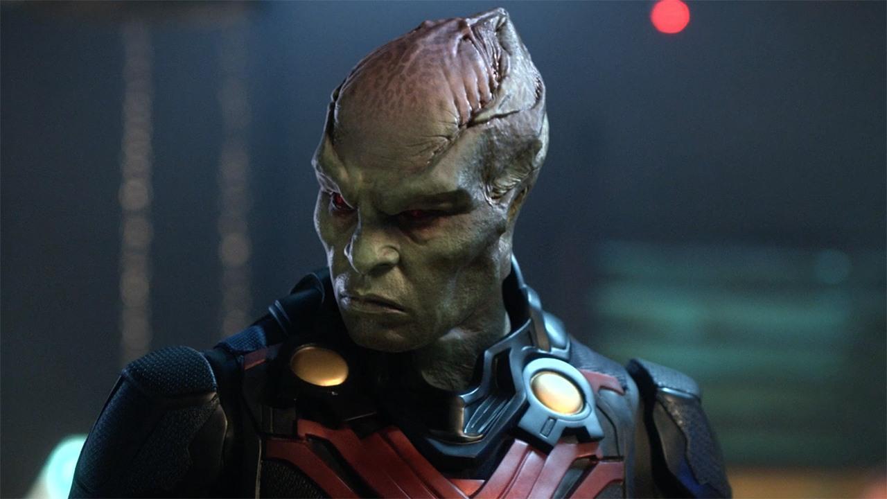 Слух: DC разрабатывают фильм о Марсианском Охотнике