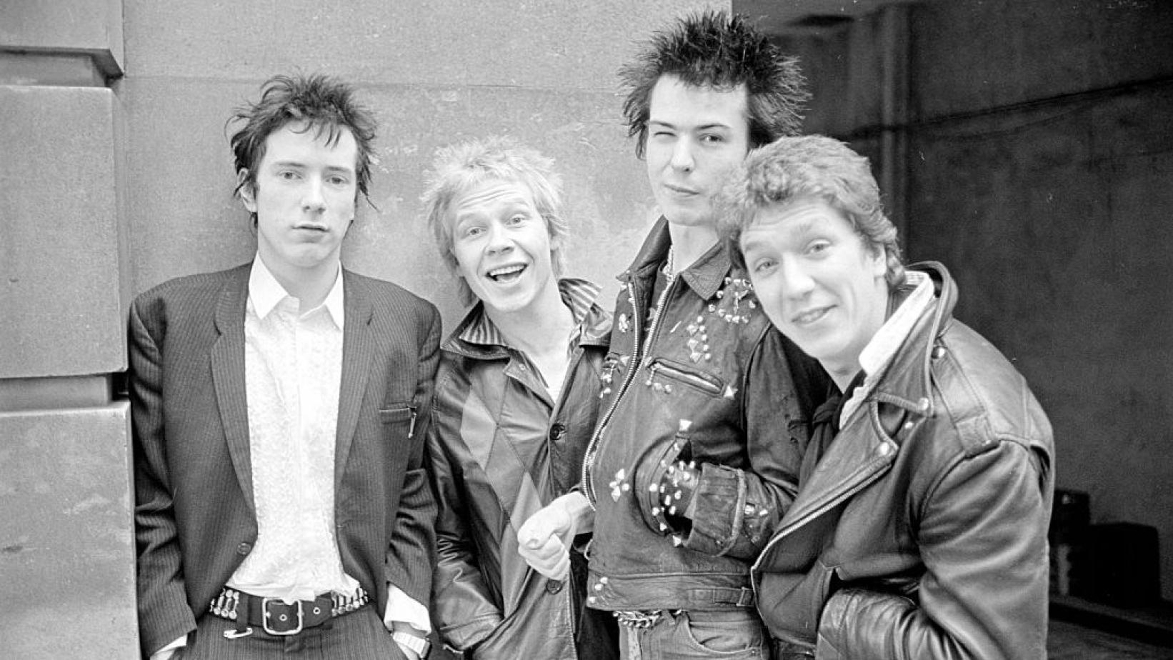 Панк навсегда: Sex Pistols станут героями нового байопика