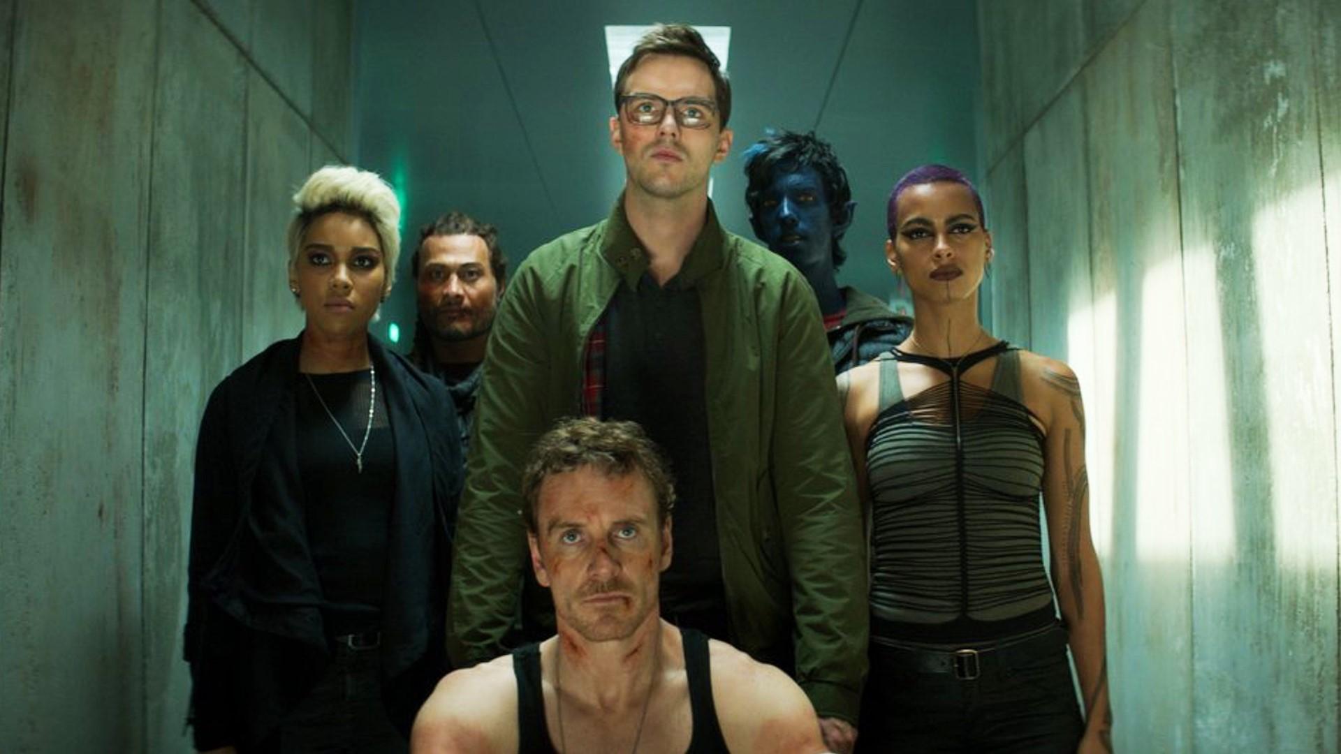 Магнето и компания: свежий кадр из «Людей Икс: Тёмный Феникс»
