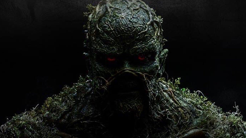 Ужас из глубин: Вышел первый трейлер сериала «Болотная тварь»