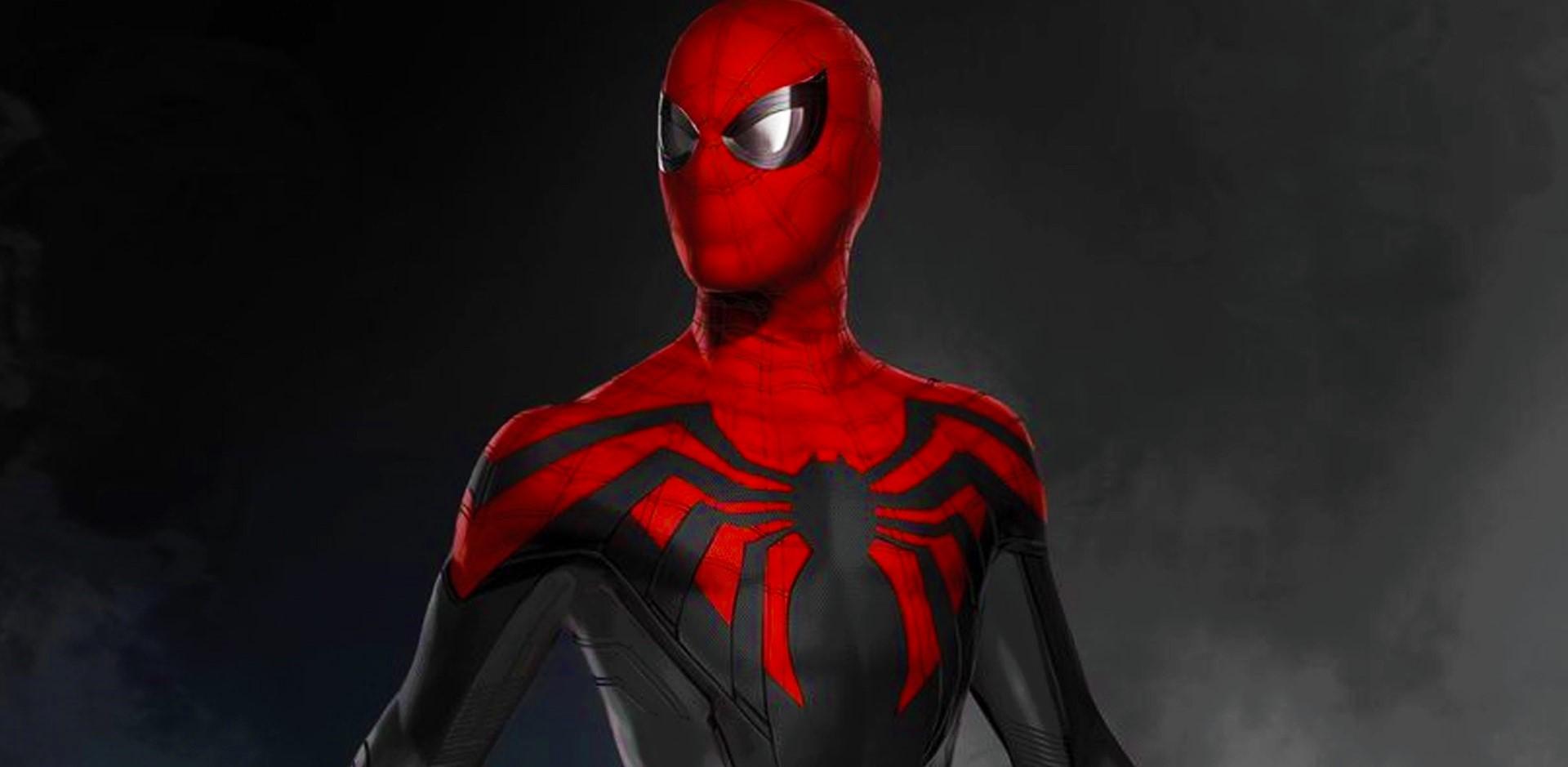Близкий взгляд на новые костюмы Человека-паука из «Вдали от дома»