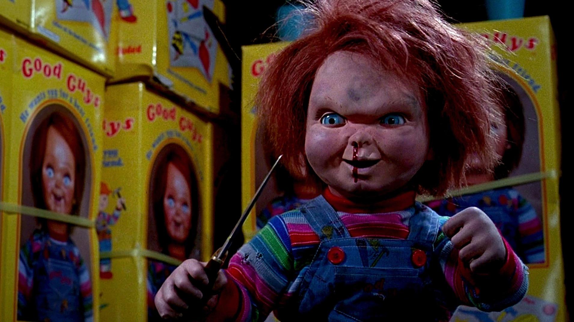 Хоррор о кукле-убийце Чаки вернётся на большие экраны